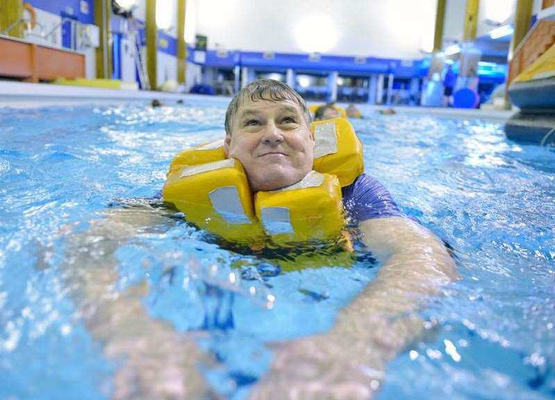 Commercial fishermen in Scotland will benefit from free safety training, including learning sea survival skills in a swimming pool.