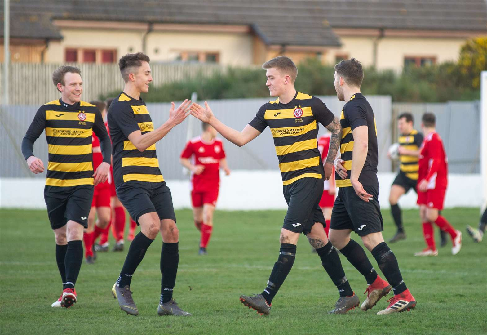 Brora Rangers win North of Scotland Cup Final