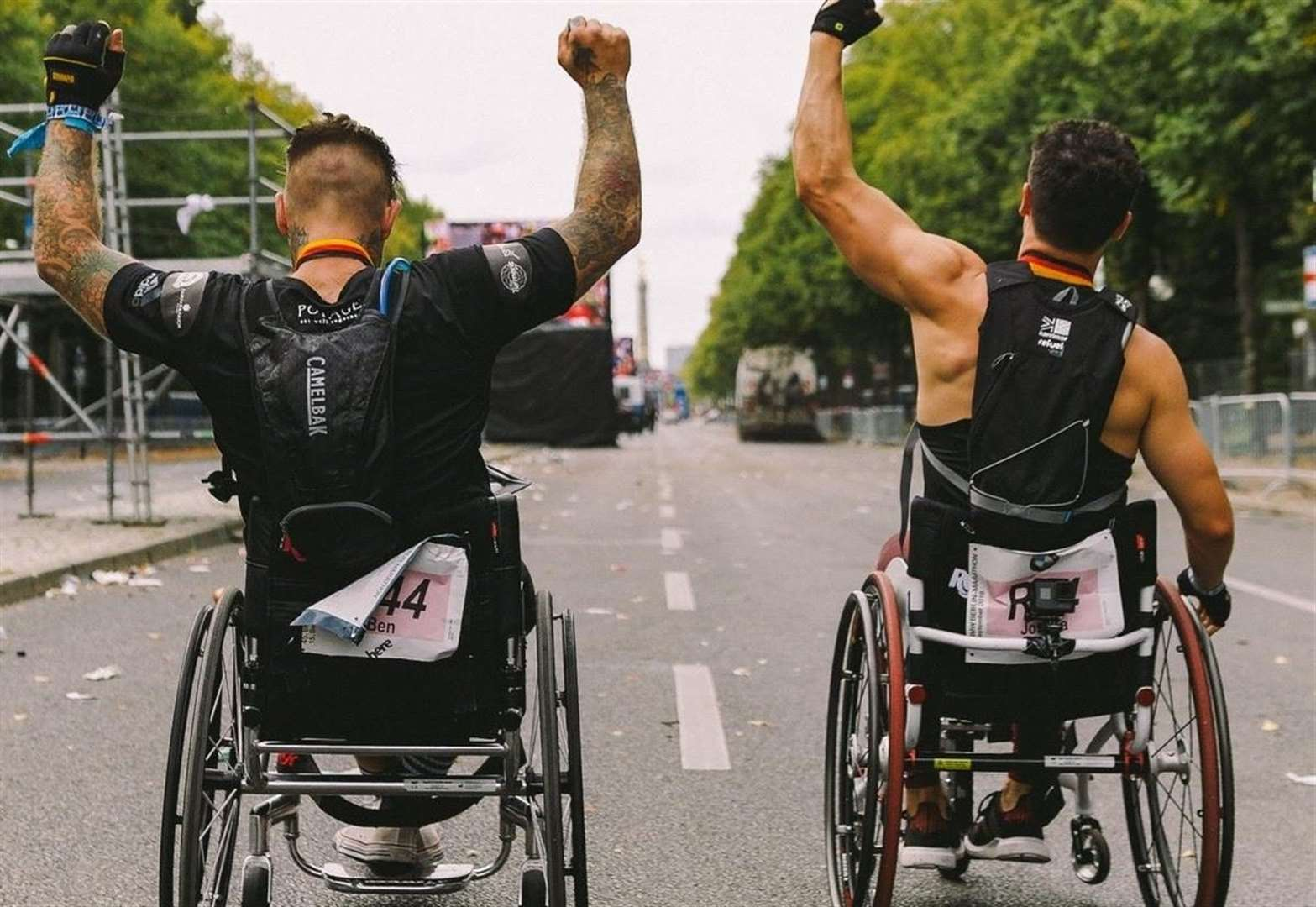 Reality star to attempt JoGLE challenge in a wheelchair