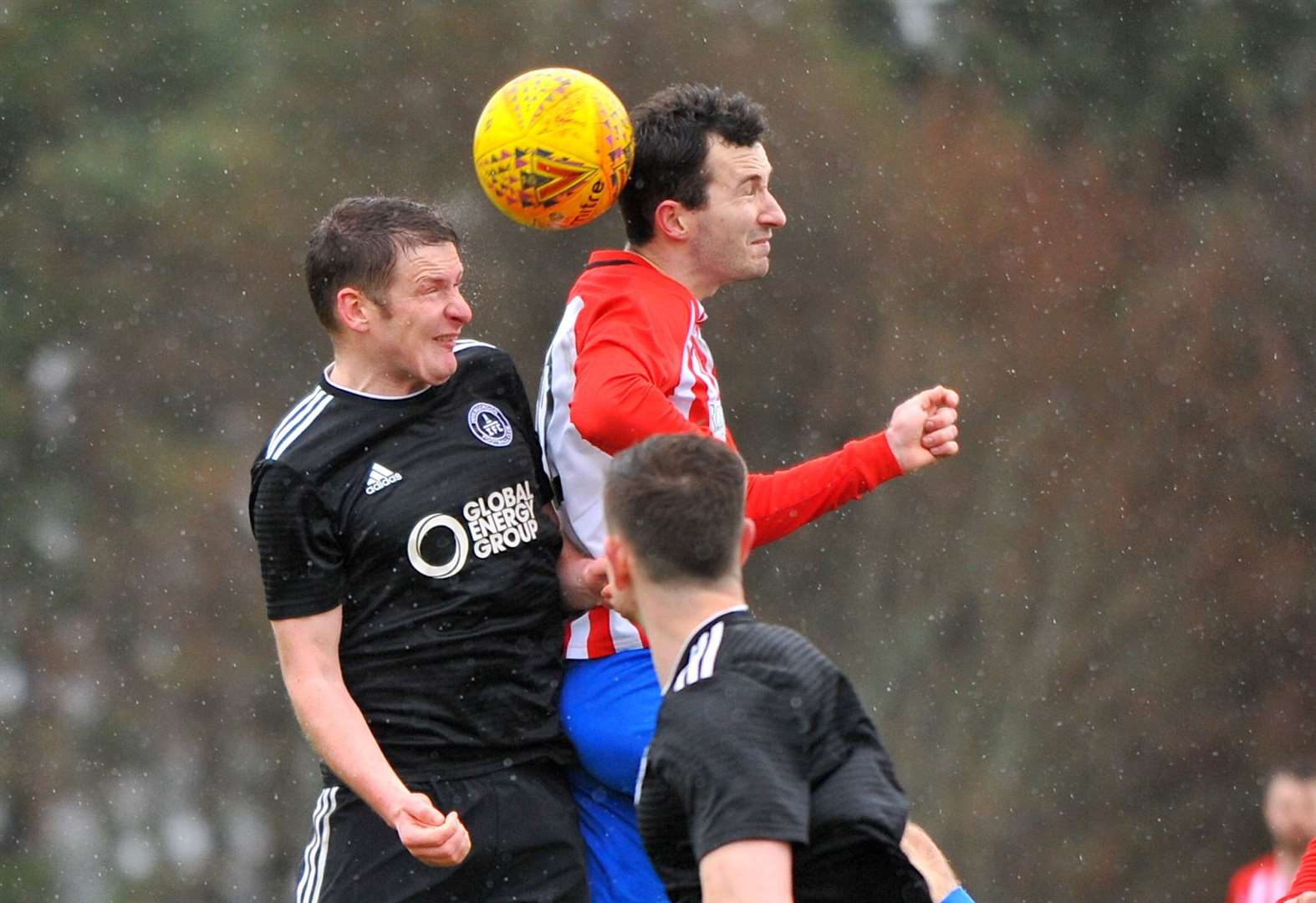 Invergordon sting Thistle with eight goal hiding