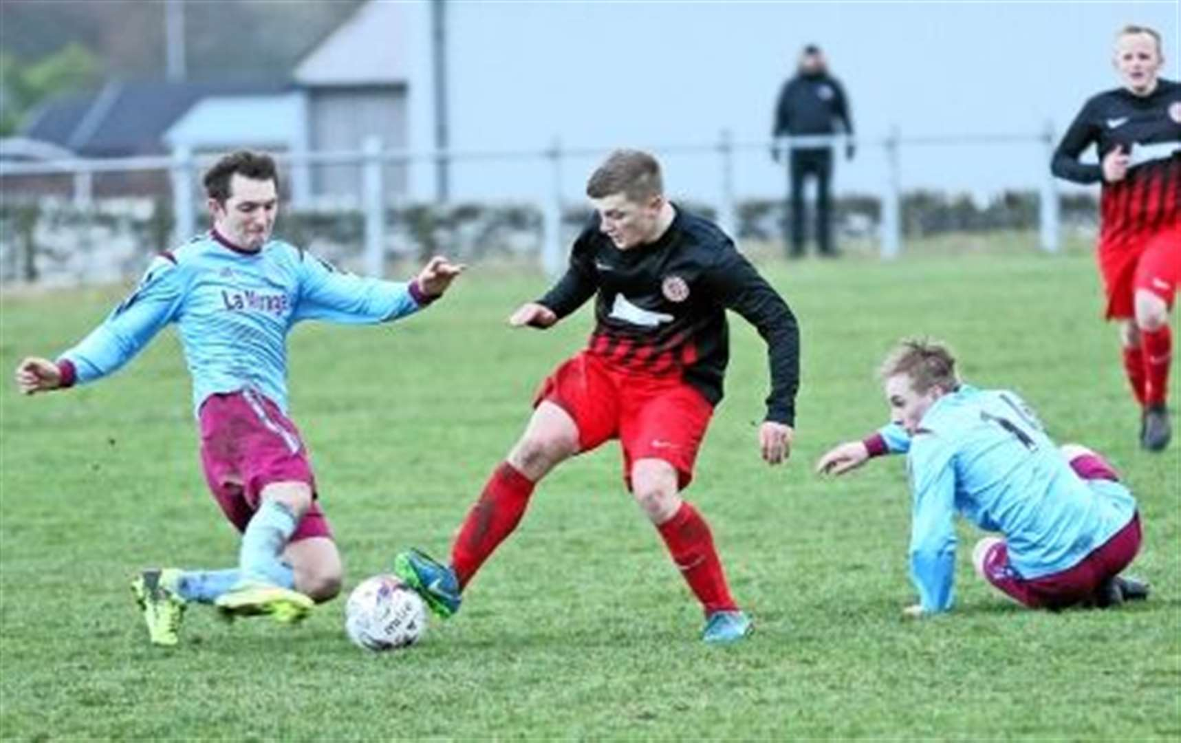 Golspie title bid gets a big boost