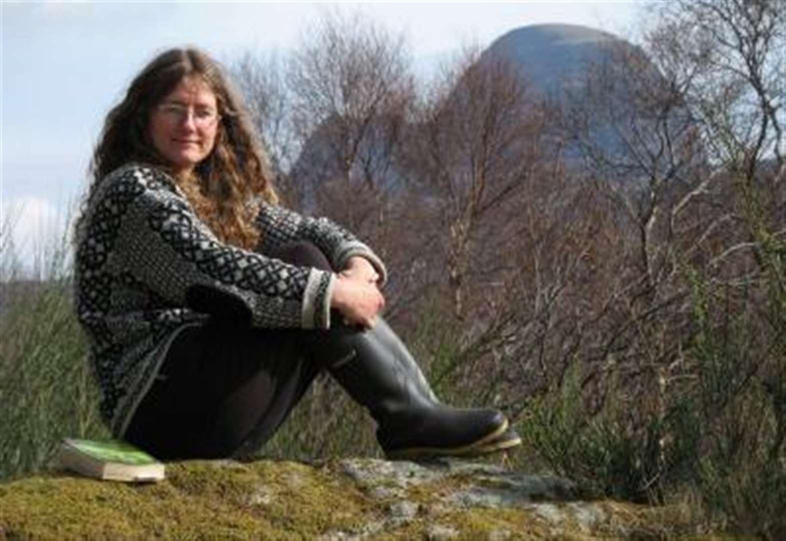 Author spins Iron Age tale