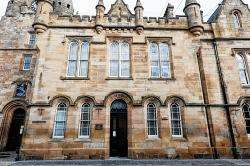 At Tain Sheriff Court today.