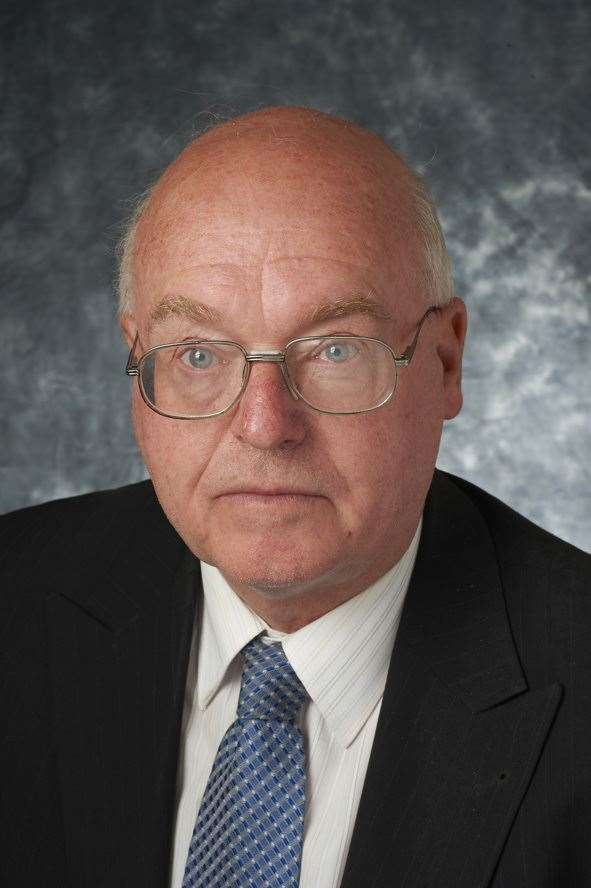 Councilor Jim McGillivray.